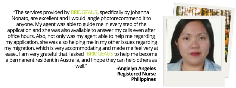 WEB Testimonial Angielyn Angeles