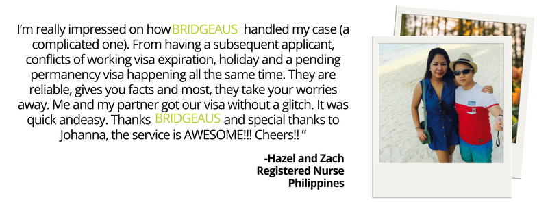 WEB Testimonial Hazel and Zach