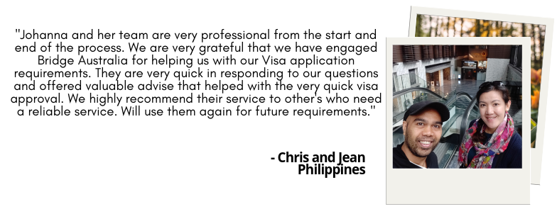 WEB Testimonial Chris and Jean